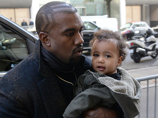 """Kanye West's """"Only One"""" Video Starring North West ..."""