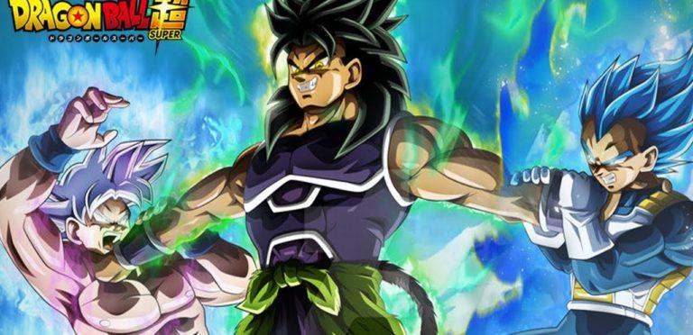Dragon Ball Super Broly Brings The Legendary Saiyan To Earth